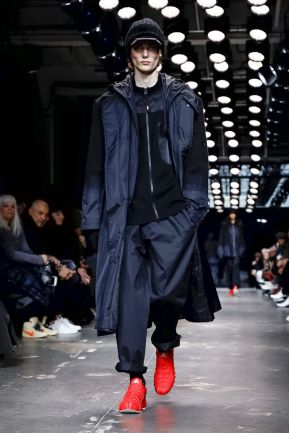 Y-3 Men & Women Fall Winter 2019 Paris4
