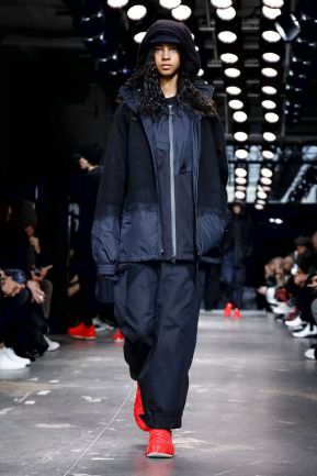 Y-3 Men & Women Fall Winter 2019 Paris5