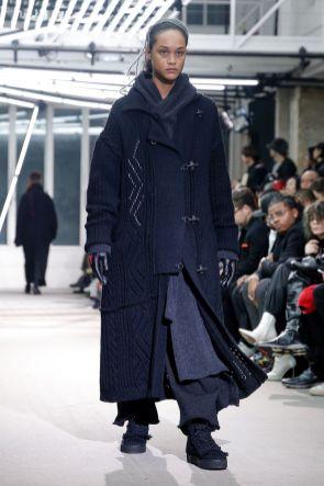 Yohji Yamamoto Menswear Fall Winter 2019 Paris16