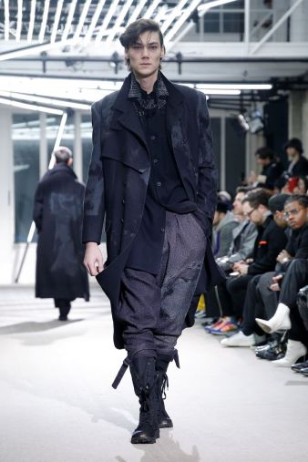 Yohji Yamamoto Menswear Fall Winter 2019 Paris29