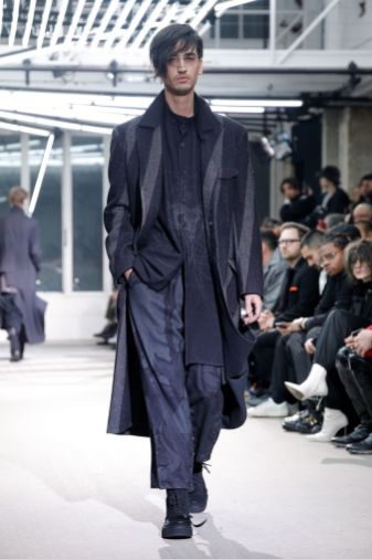Yohji Yamamoto Menswear Fall Winter 2019 Paris33