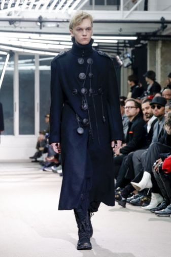 Yohji Yamamoto Menswear Fall Winter 2019 Paris35