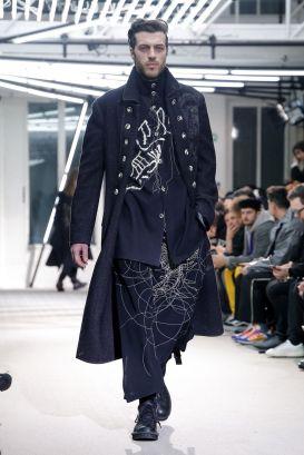 Yohji Yamamoto Menswear Fall Winter 2019 Paris5