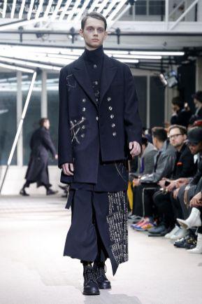 Yohji Yamamoto Menswear Fall Winter 2019 Paris6
