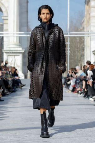 Bottega Veneta Men & Women Fall Winter 2019 Milan22