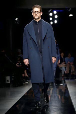 Giorgio Armani Men & Women Fall Winter 2019 Milan43