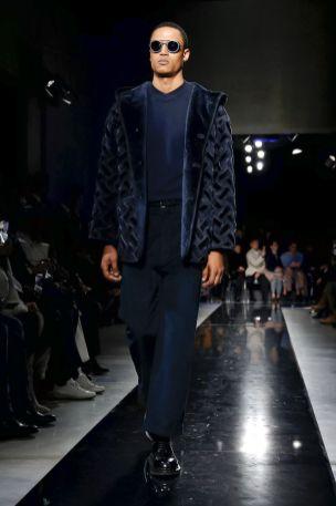 Giorgio Armani Men & Women Fall Winter 2019 Milan49