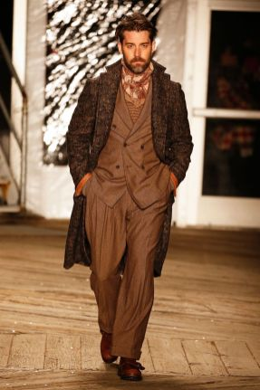 Joseph Abboud Menswear Fall Winter 2019 New York12