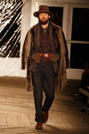 Joseph Abboud Menswear Fall Winter 2019 New York14