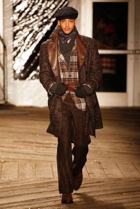 Joseph Abboud Menswear Fall Winter 2019 New York19