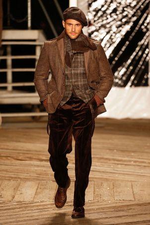 Joseph Abboud Menswear Fall Winter 2019 New York25