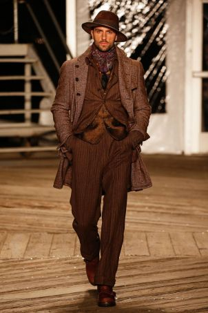 Joseph Abboud Menswear Fall Winter 2019 New York28