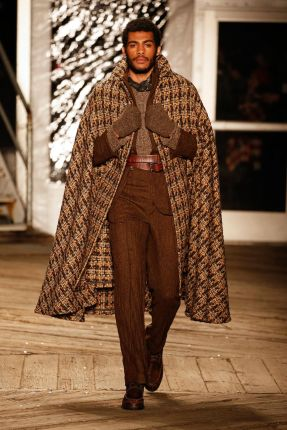 Joseph Abboud Menswear Fall Winter 2019 New York3