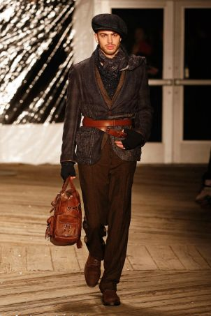 Joseph Abboud Menswear Fall Winter 2019 New York32