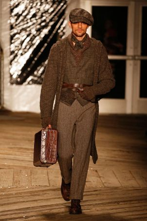 Joseph Abboud Menswear Fall Winter 2019 New York33