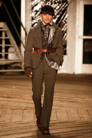 Joseph Abboud Menswear Fall Winter 2019 New York35