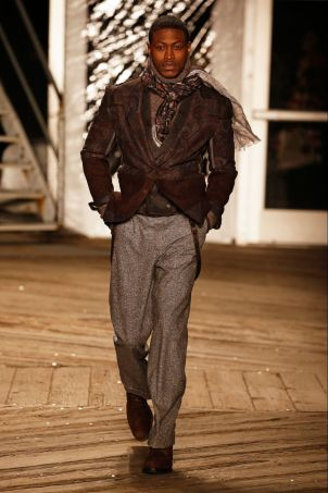 Joseph Abboud Menswear Fall Winter 2019 New York37