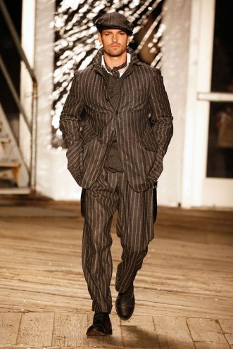 Joseph Abboud Menswear Fall Winter 2019 New York40