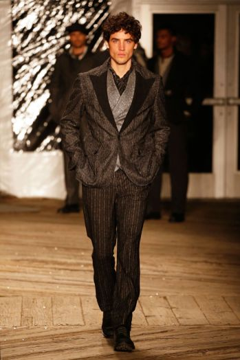 Joseph Abboud Menswear Fall Winter 2019 New York46