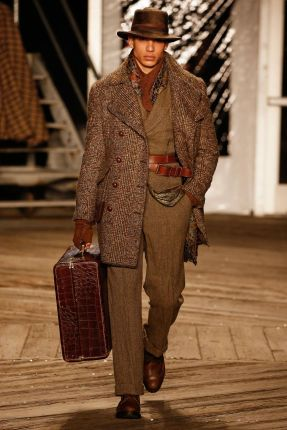 Joseph Abboud Menswear Fall Winter 2019 New York5