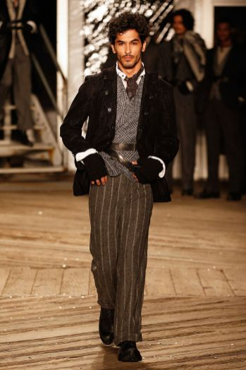 Joseph Abboud Menswear Fall Winter 2019 New York51