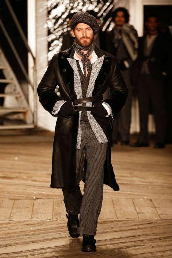 Joseph Abboud Menswear Fall Winter 2019 New York52