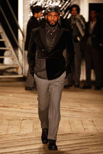 Joseph Abboud Menswear Fall Winter 2019 New York53