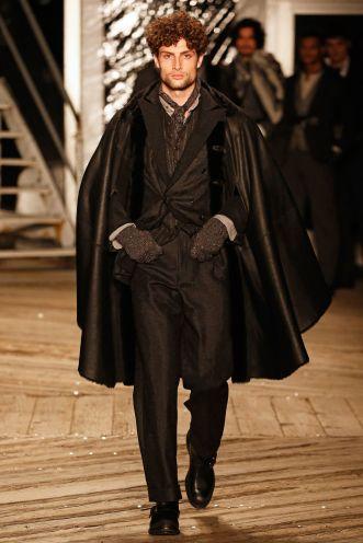 Joseph Abboud Menswear Fall Winter 2019 New York54