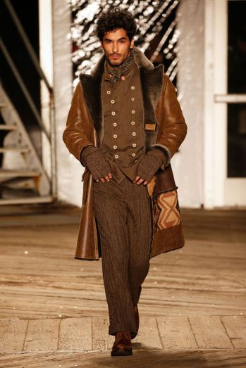 Joseph Abboud Menswear Fall Winter 2019 New York56