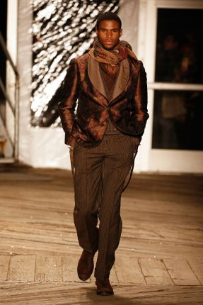 Joseph Abboud Menswear Fall Winter 2019 New York7