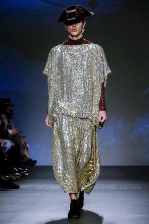 Palomo Spain Menswear Fall Winter 2019 New York13
