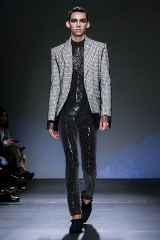 Palomo Spain Menswear Fall Winter 2019 New York15