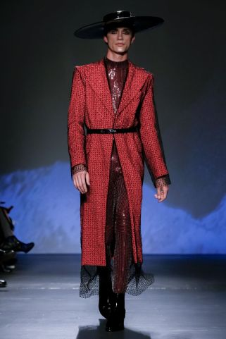 Palomo Spain Menswear Fall Winter 2019 New York35