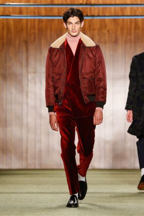 Todd Snyder Menswear Fall Winter 2019 New York41