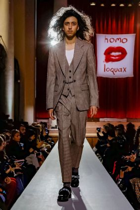 Vivienne Westwood Men & Women Fall Winter 2019 London23