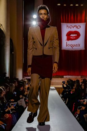 Vivienne Westwood Men & Women Fall Winter 2019 London24