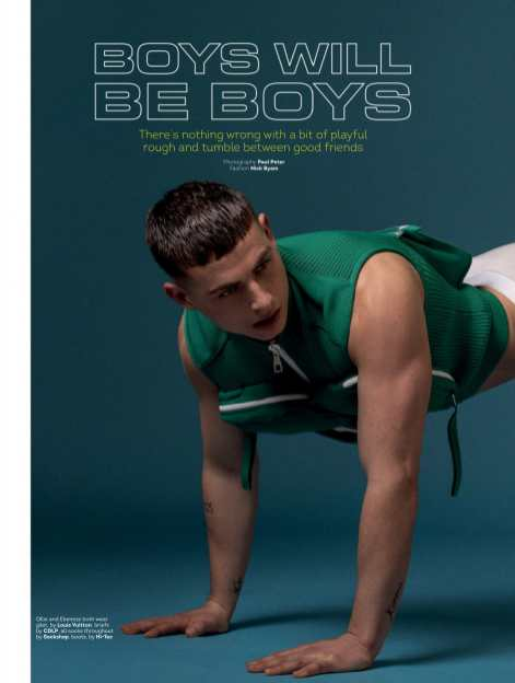 Boys Will Be Boys by Paul Peter11