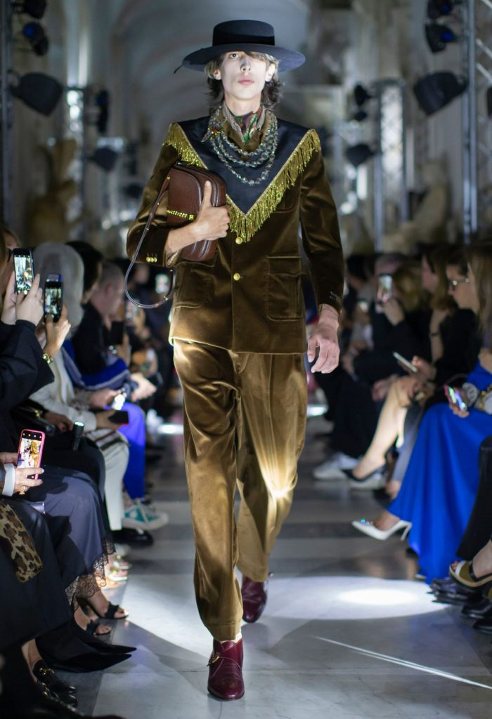 ed53bbc9 Gucci Cruise 2020 Rome - Fashionably Male