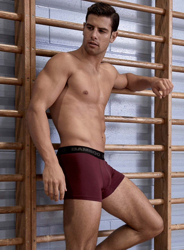 Franky Cammarata by Greg Vaughan for Simons