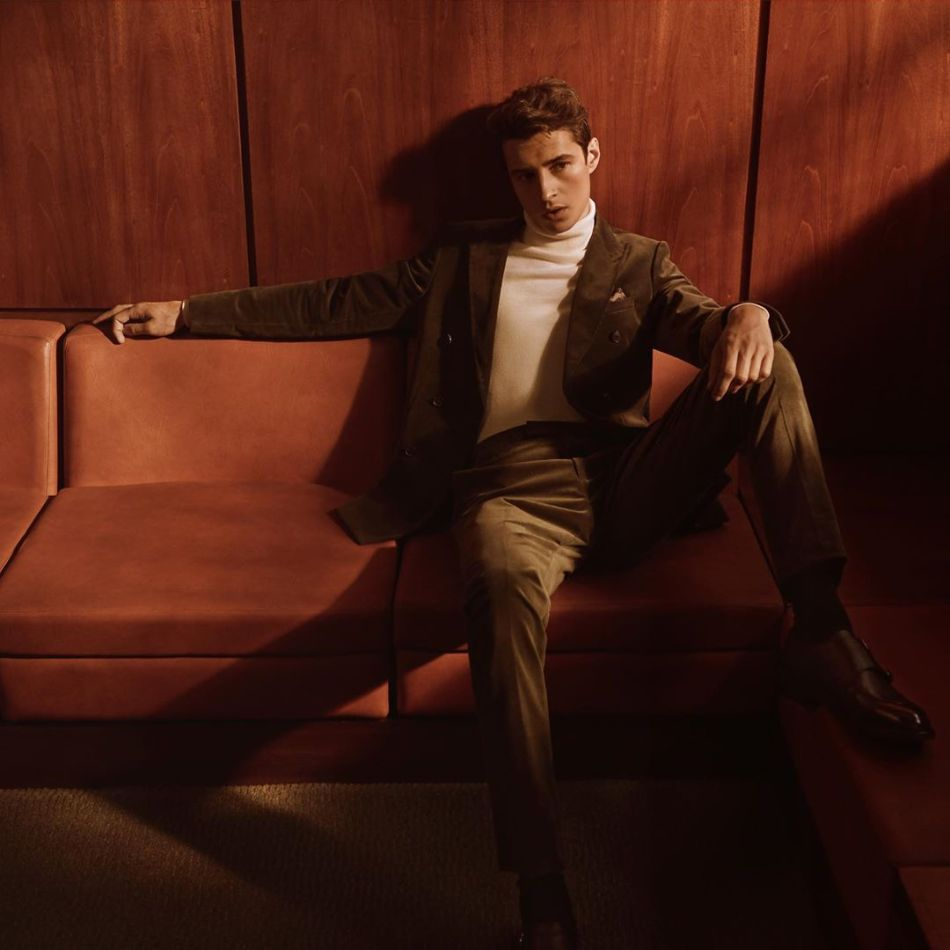 Adrien Sahores for REISS A/W 2019 Campaign