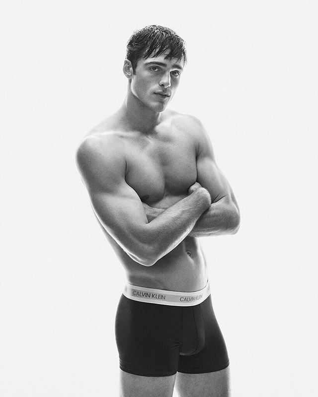 Jacob Elordi for Calvin Klein's New Campaign 1981 BOLD