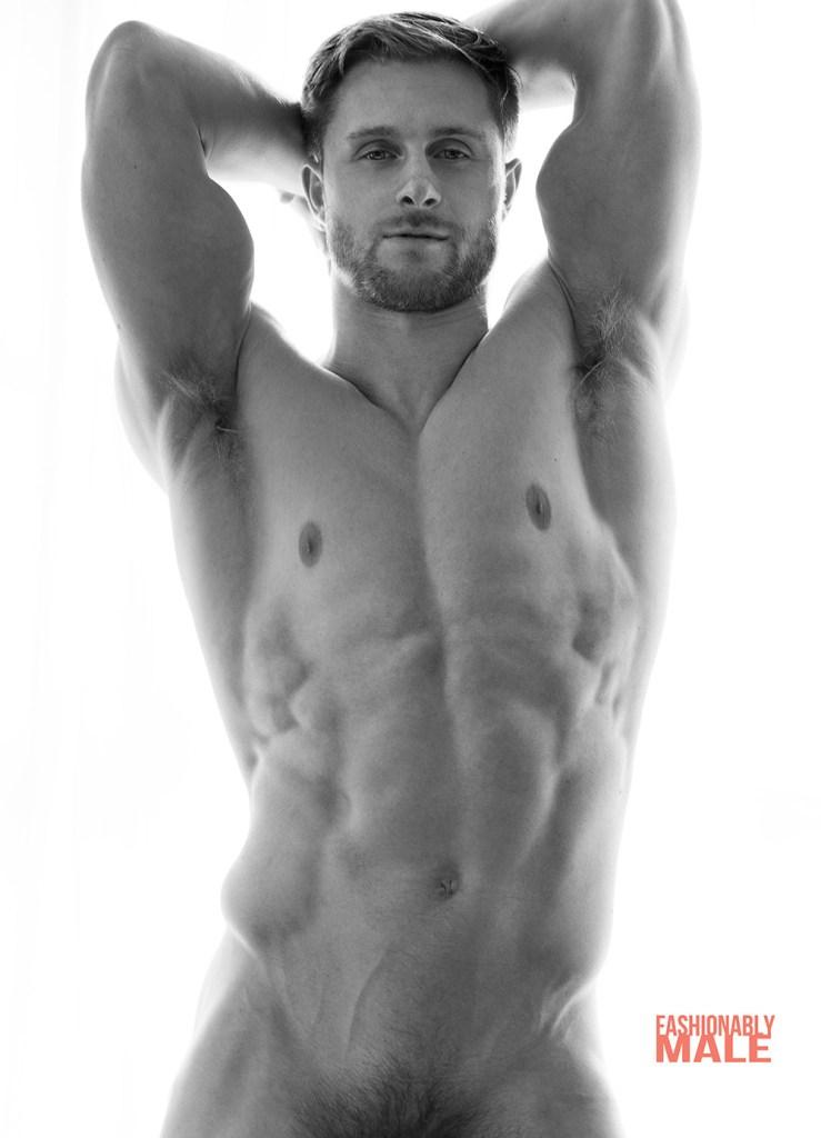 Trevor Opalewski by Lucas F Exclusive for Fashionably Male