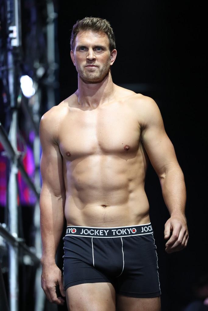 Jockey Male Model