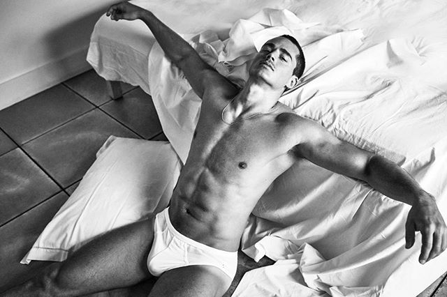 Pietro Boselli by Giampaolo Sgura for VMAN