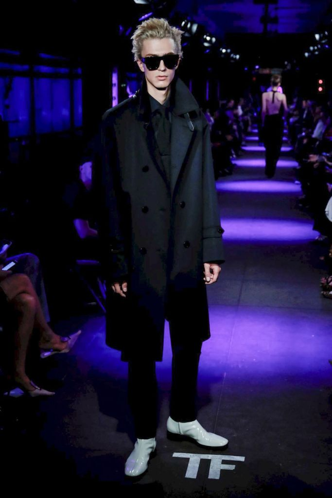 Tom Ford Ready To Wear Spring Summer 2020 New York