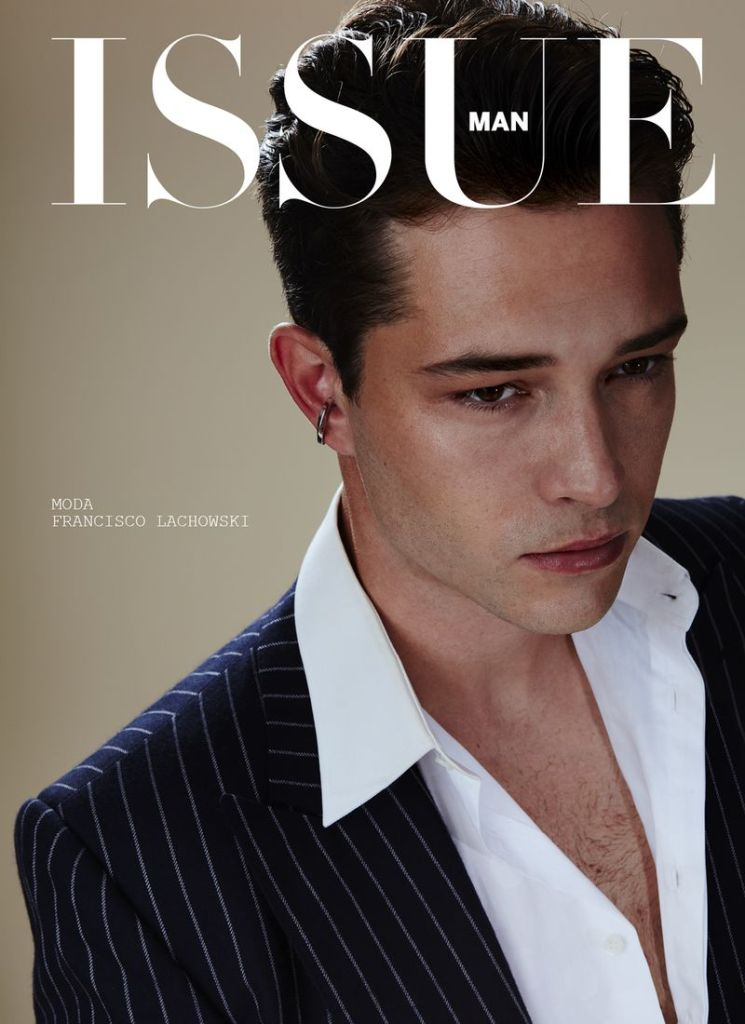 Francisco Lachowski by Claudio and Tomas for Issue Man September 2019