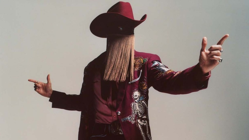 Orville Peck for British GQ Style Magazine