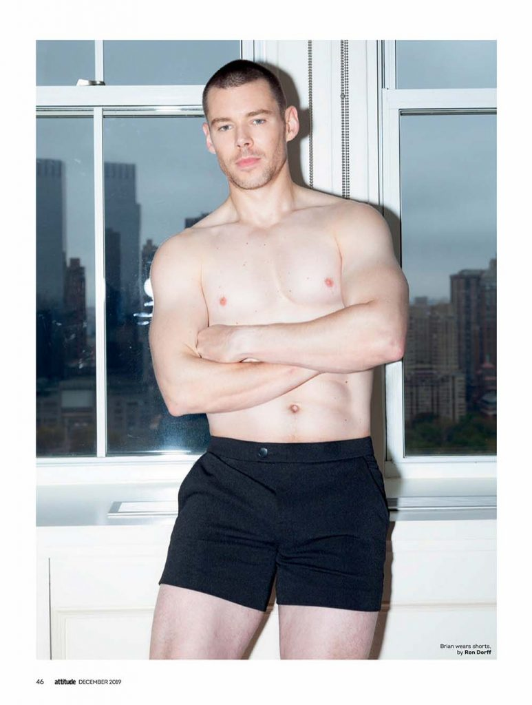 Brian J Smith for Attitude December 2019 Editorial