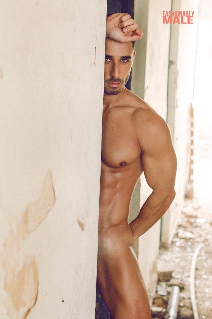 Daniel Gonzalez by Adrian C. Martin for Fashionably Male