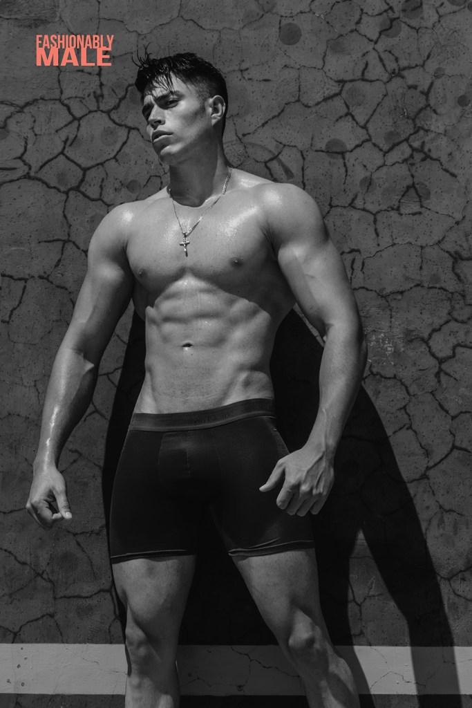 Edwin Mora by Chris Femat for Fashionably Male Webzine